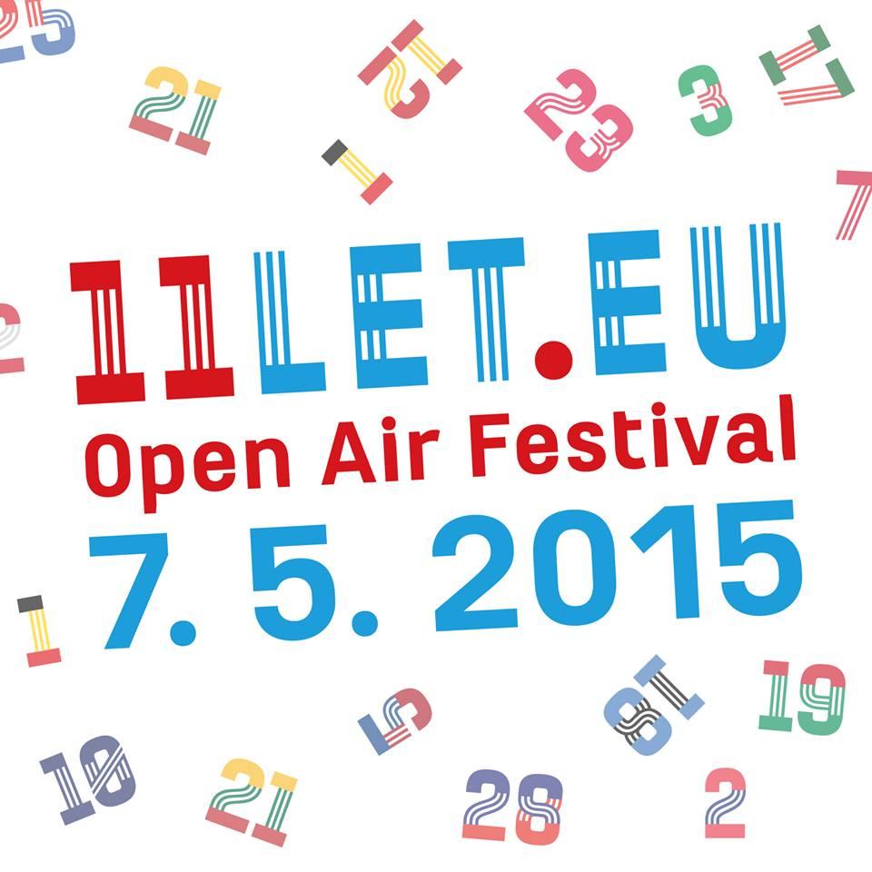 Open air festival 11let eu mladiinfo čr mladiinfo čr
