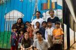 dobrovolníkem v srdci Kambodži