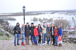 FOTO: Trip to Rozafat castle