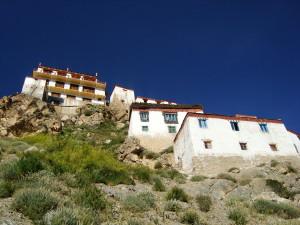 klášter_Ki_údolí_Spiti_Indie_2011