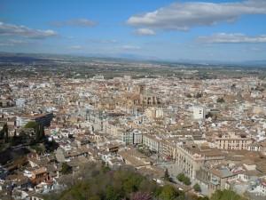 Granada, centrum