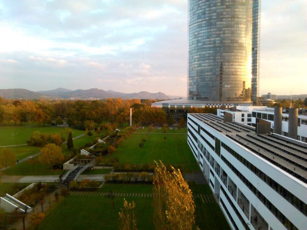 kanceláře OSN v Bonnu