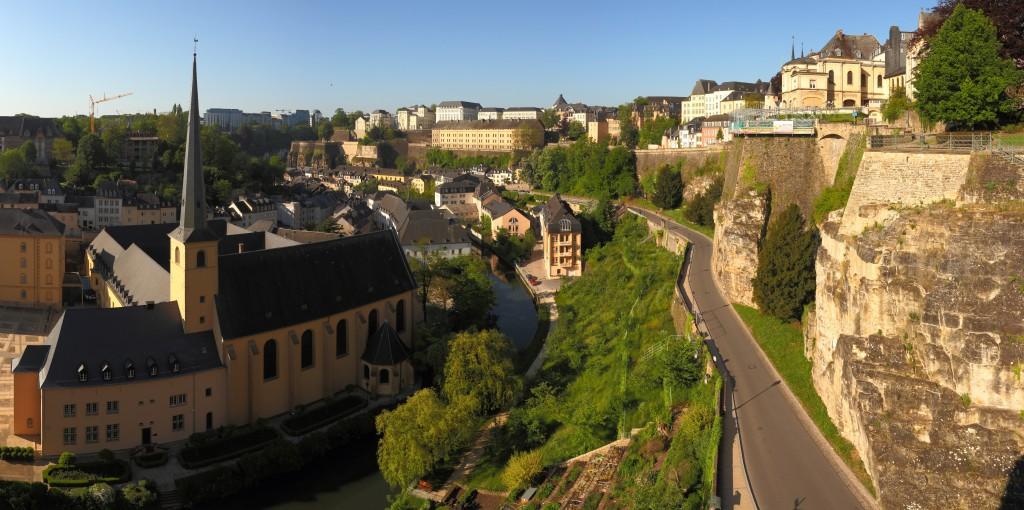 Luxembourg_City - Mladiinfo ČR
