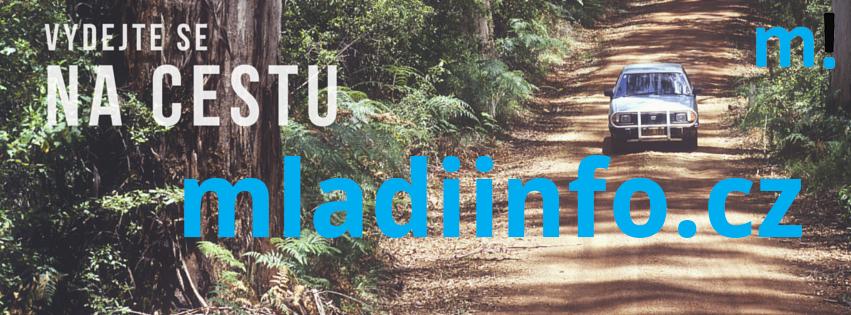 Cestuj a pomáhej s Mladiinfo ČR