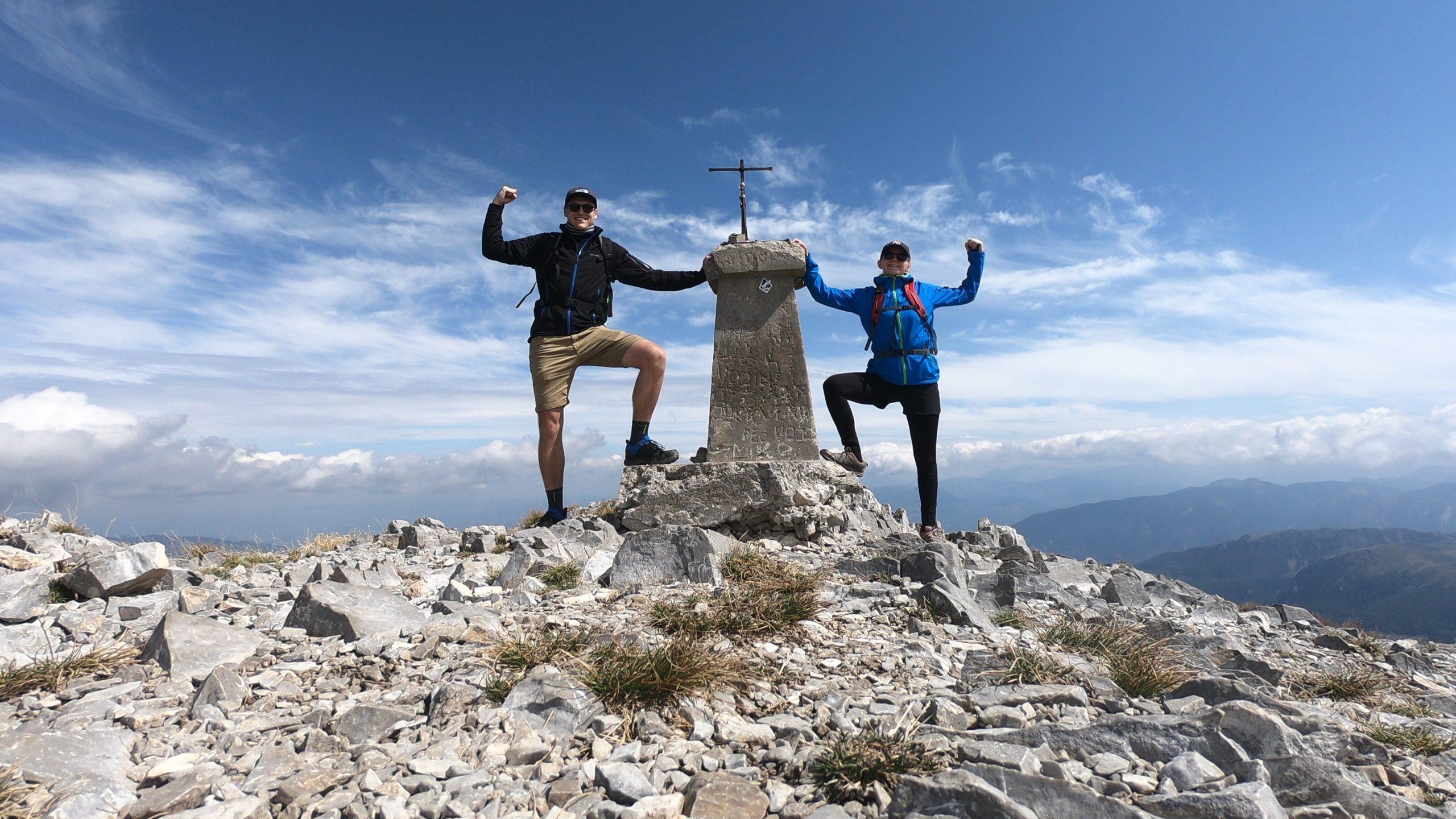 Kom Vasojevicki v Černé Hoře