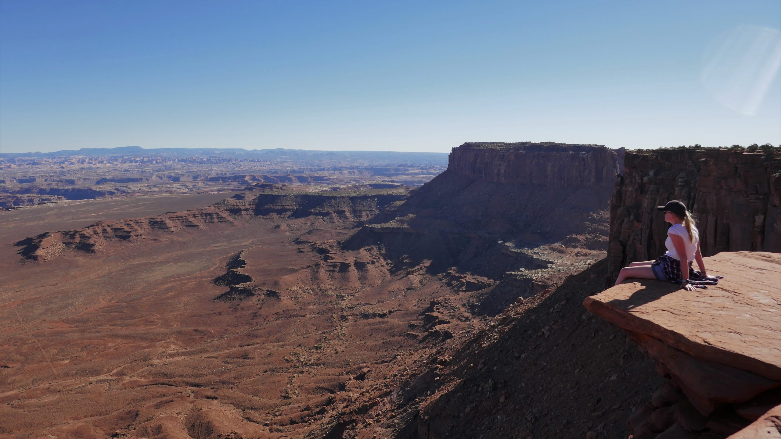 Národní park Canyonlands, USA