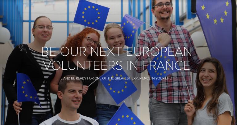 Francie projekt dobrovolnictví House of Europe Mladiinfo ČR
