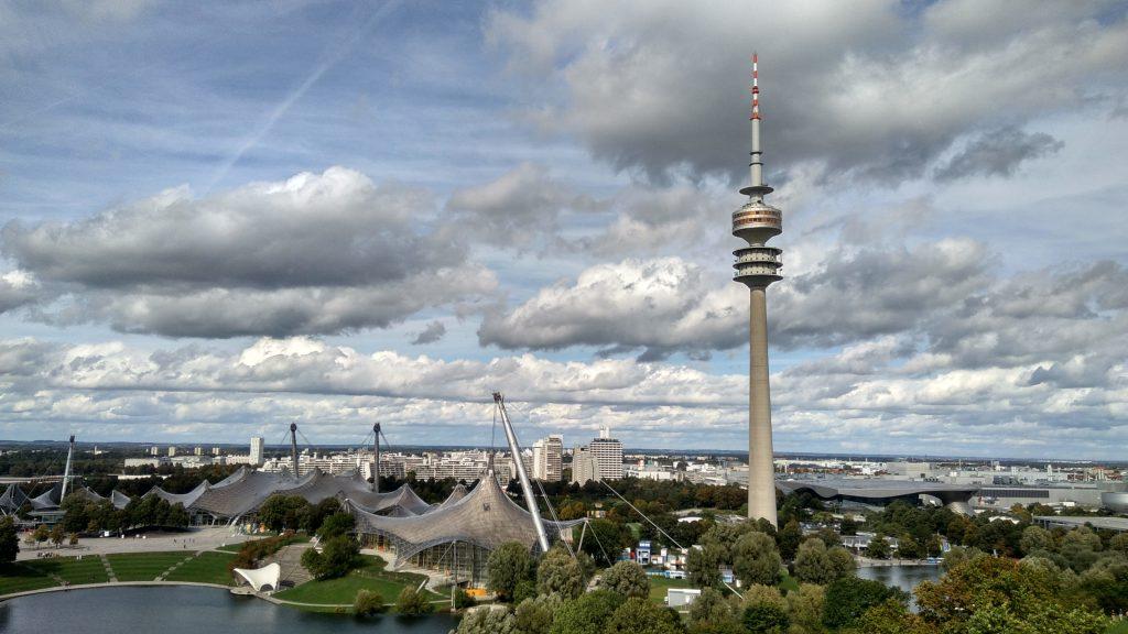 Olympijsky park v Mnichove