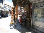 A corner of the Skopje Old Bazaar