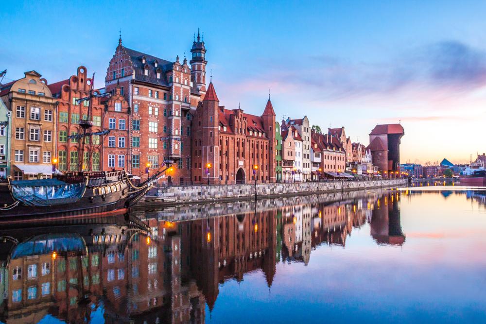 Gdansk, Poland-Mladiinfo ČR