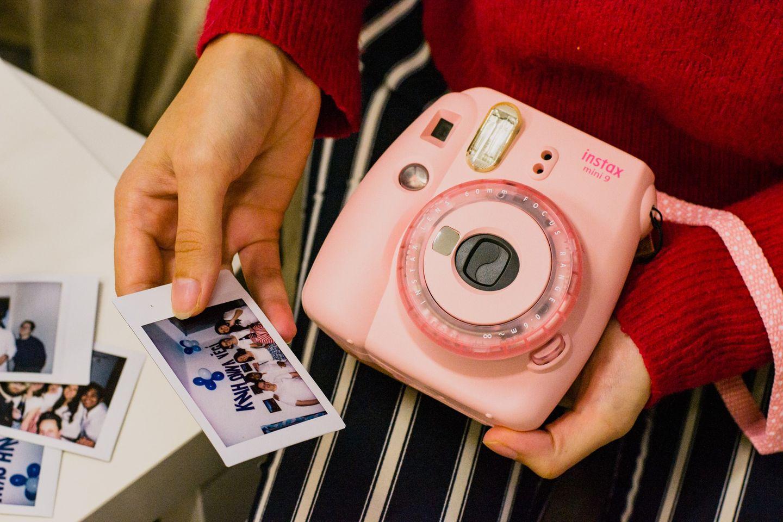 Nejčastěji půjčovaný je foťák Instax
